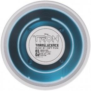"""Daft Punk - Tron Legacy Translucence (Ltd. Edition 10"""" Clear Vinyl)"""