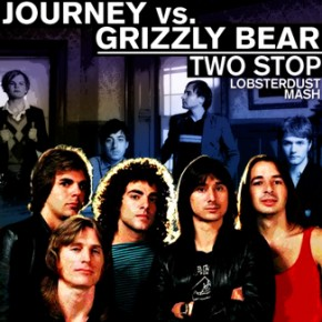 DJ Lobsterdust - Journey vs. Fred Falke vs. Grizzly Bear (Mash Up)