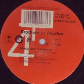 Brothers In Rhythm - Peace & Harmony