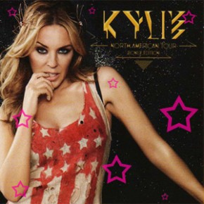 Kylie Minogue - North American Tour EP (Import)