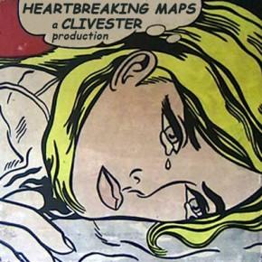 Metronomy Vs Yeah Yeah Yeahs - Heartbreaking Maps (DJ Clive$Ter Mash)
