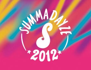 Summadayze 2012 Lineup