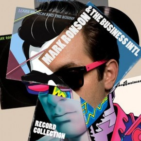 Mark Ronson & The Business Intl - Record Collection (Perseus Remix)