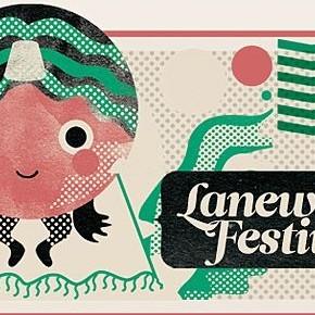 Laneway Festival 2012 Lineup