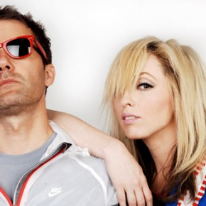 The Ting Tings - Silence (Bag Raiders Mix)