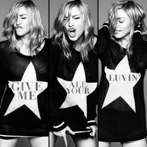Madonna (feat. Nicki Minaj & M.I.A.) - Give Me All Your Luvin' / Revolver