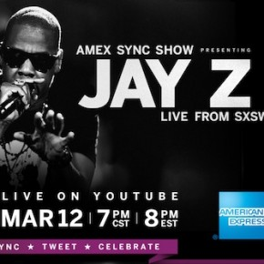 JAY Z Live SXSW 2012 Streaming