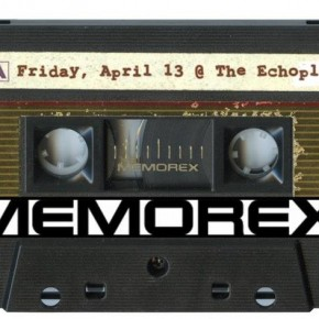 MEMOREX at The Echoplex with DJ Paul V & Baron Von Luxxury