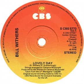 Bill Withers - Lovely Day (LNTG Remix)