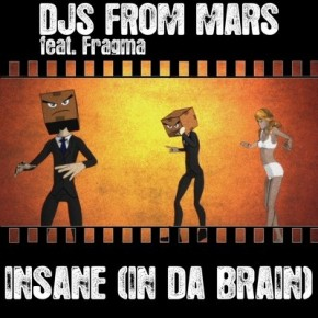 DJs From Mars feat. Fragma - Insane (HAS! Remix)