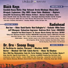 Coachella Live Stream: April 13-15 2012