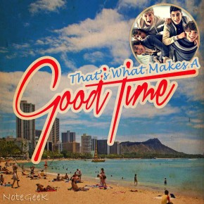 Carly Rae Jepson vs. One Direction - What Makes A Good Time (Notegeek Mix)