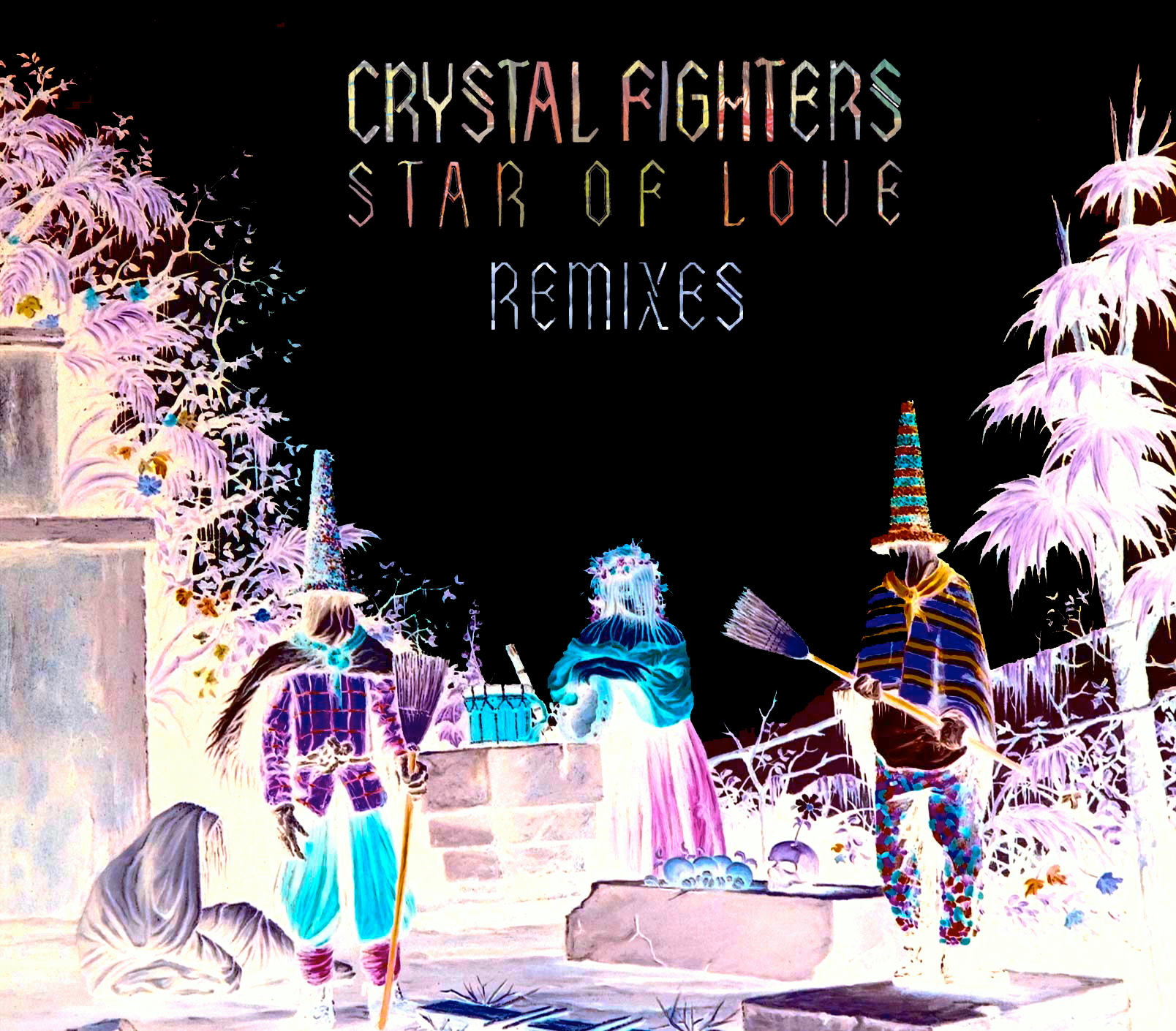 at home crystal fighters