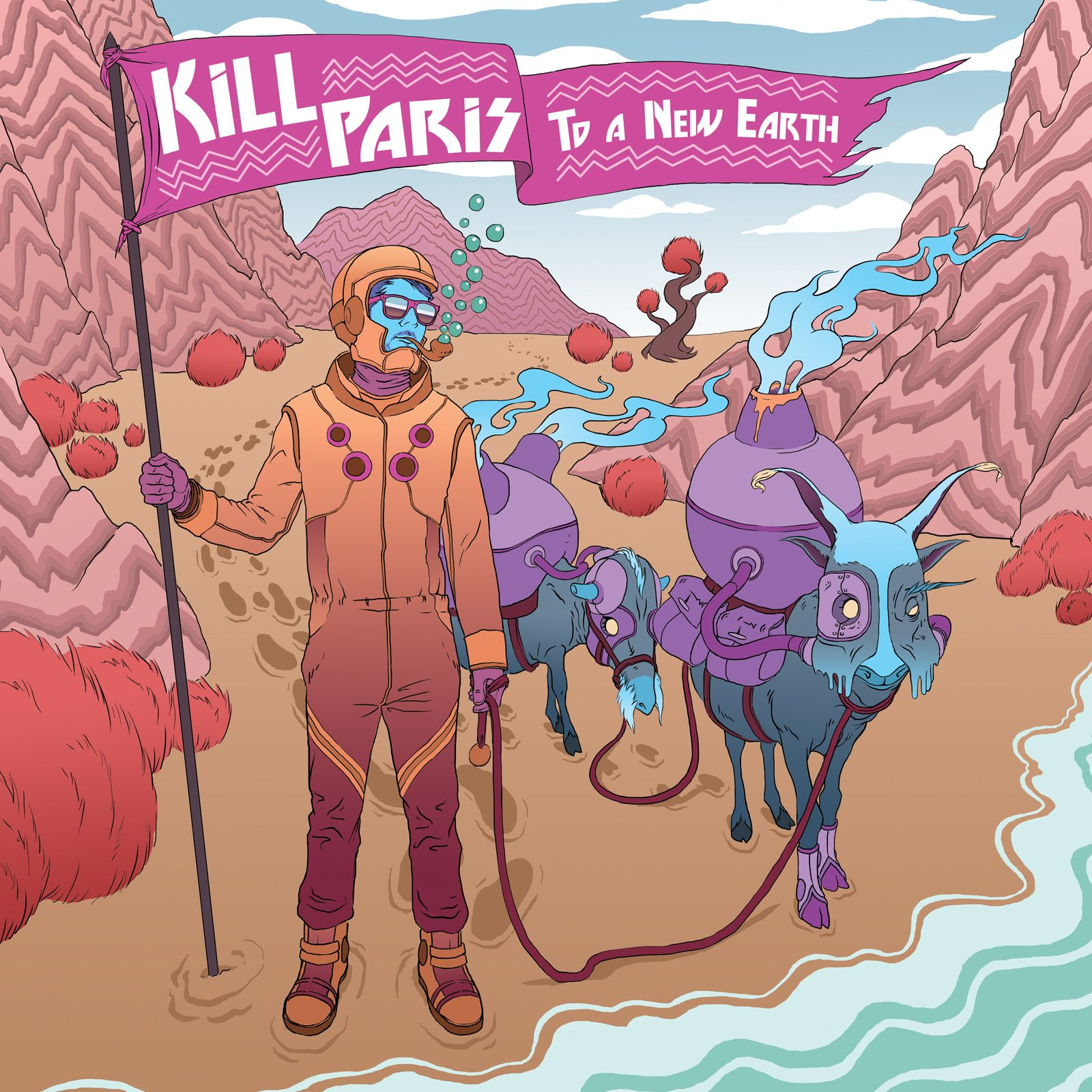SXSW 2013 Showcasing Artist of The Day: Kill Paris
