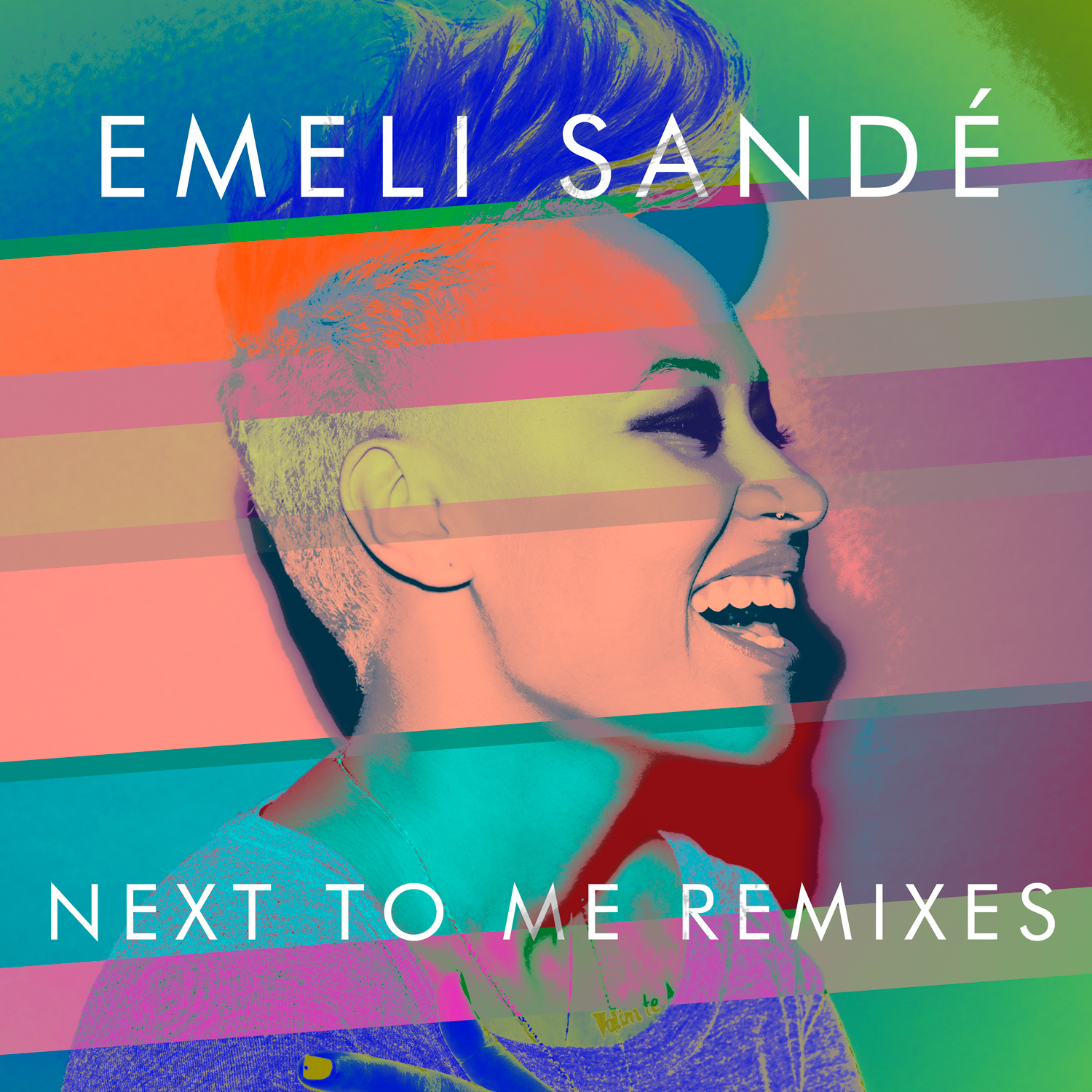 Emeli Sandé - Next To Me (James Egbert Remix)
