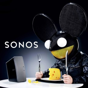 SXSW 2013: Deadmau5 in the Sonos Studio Hau5 with Kat von D