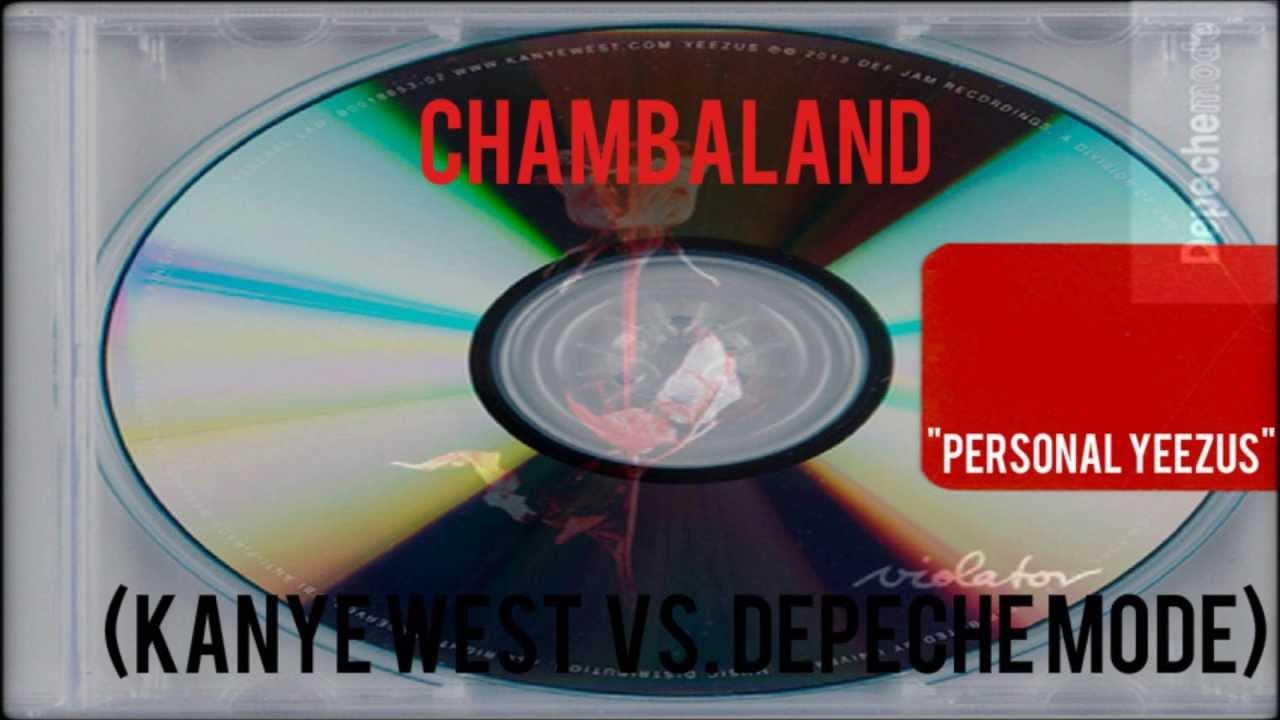 Personal Yeezus Kanye West vs. Depeche Mode