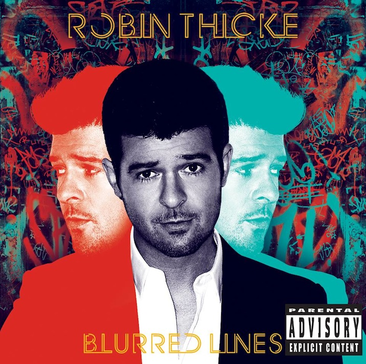 ... Thicke (Feat. T.I. & Pharrell) – Blurred Lines (Unrated Version
