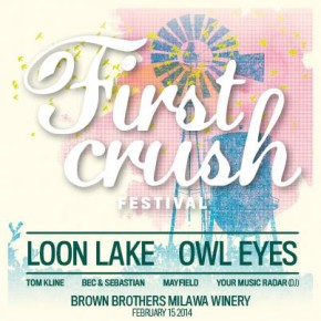 First Crush Festival: Loon Lake, Owl Eyes, YMR (DJ) & more