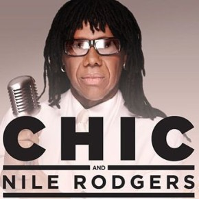 Live Stream At The House: Chic featuring Nile Rodgers (Sat 7 Dec 2013 - 9PM AEDT)