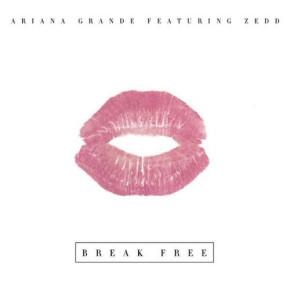 Break free ariana grande live note change in date