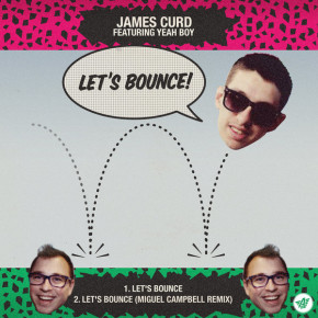 James Curd Feat. Yeah Boy - Let's Bounce