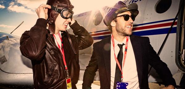 Flight Facilities - Down To Earth (Album Stream)