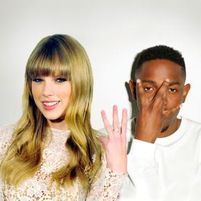 The Hood Internet - Backseat Shake Off (Kendrick Lamar x Taylor Swift)