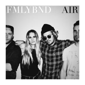 YMR Premiere: FMLYBND - Air