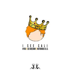 Kygo X Ed Sheeran X Notorious B.I.G. - I See Cali (The Jane Doze Remix)