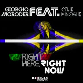 Giorgio Moroder ft. Kylie - Right Here Right Now (DJ Bojan Future House Mix)
