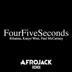 Rihanna, Kanye West, Paul McCartney - FourFiveSeconds (Afrojack Remix)