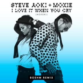 Steve Aoki & Moxie - I Love It When You Cry (Boehm Remix)