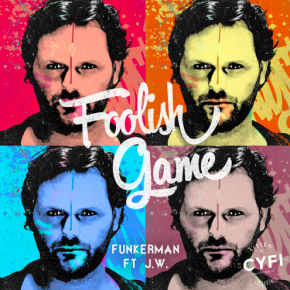 Funkerman Feat. J.W. - Foolish Game