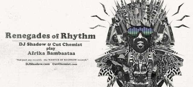 DJ Shadow and Cut Chemist: Live at The Forum Review