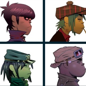 Gorillaz Vs. The Cure - Lullaby for Gorillaz (Metamix Mashup)