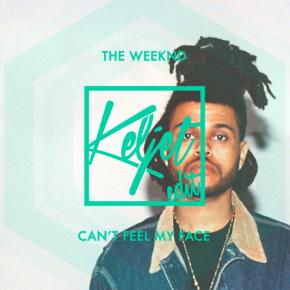 The Weeknd - Can't Feel My Face (Keljet Edit)