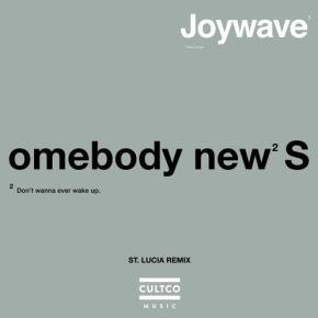 Joywave - Somebody New (St. Lucia Remix)