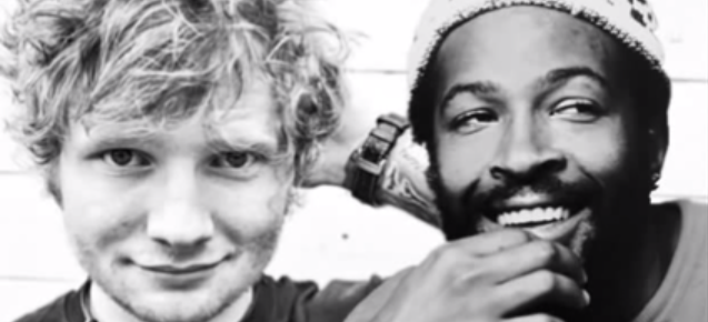 Marvin Gaye vs Ed Sheeran - Let's Get it On x Thinking Out Loud