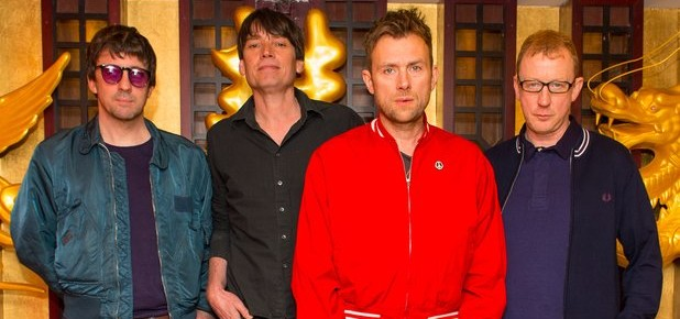 Blur: Live Review