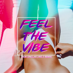 Bob Sinclar - Feel The Vibe (Big Z Remix)