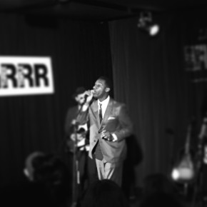 Leon Bridges Live at Triple R, Melbourne