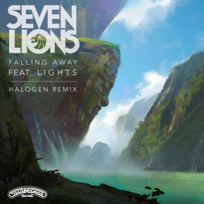 Seven Lions - Falling Away Feat. Lights (Halogen Remix)