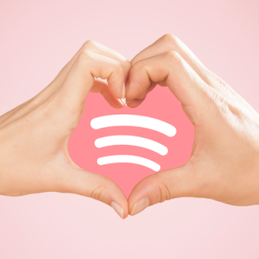 Send your Valentine a Spotify playlist with a secret message.