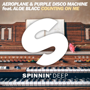 Aeroplane & Purple Disco Machine ft. Aloe Blacc - Counting On Me