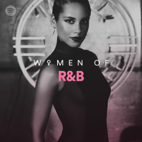 #WomensHistoryMonth on Spotify: Women of R&B