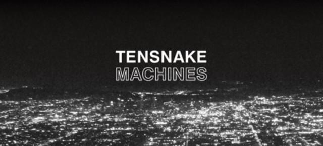 Tensnake - Machines