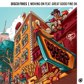 Disco Fries ft. Great Good Fine OK - Moving On